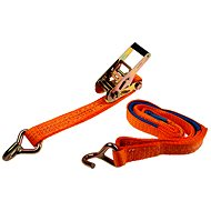 Straps with ratchet LC1500 DAN 3 t / 3m TOWING. 35 mm