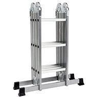 Rebrík MULTIFUNKČNÝ 4x3