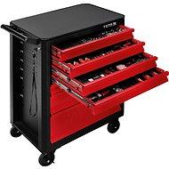 Cabinet Workshop bewegliche Werkzeug (141ks) 7 Schubladen - Set