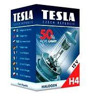 TESLA Glühlampe H4 12V 60/55 W, P 43 t + 50%