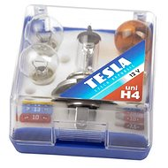 TESLA replacement set H4 / 12V - Car Bulb