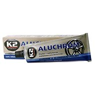 K2 ALUCHROM 120 g - paste for cleaning and polishing metal surfaces