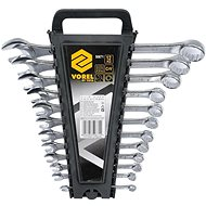Set of combination wrenches 12 pcs 6-22 mm