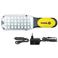 Lampa montážne LED 36 AKU nabíjací