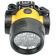 The lamp assembly 17 LED headlamp