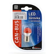 Compass Žiarovka 9 SMD LED 1chip 12V BAU15S 1ks