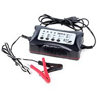 Yato Charger 1A / 6V 4A / 12V gel / Processor