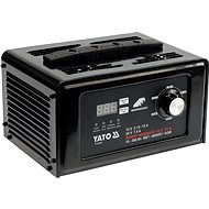 Yato digital charger with jump starter 15A