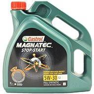 Castrol Magnatec Stop-Start 5W-30 C2 - 4 liters