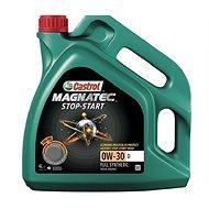 Castrol Magnatec Stop-Start 0W-30 D - 4 liters