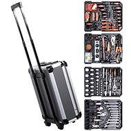 Tool case 186 parts, ALU PREMIUM - Set