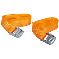 Univ EU Clamping belt with metal buckle 2.5m, pack of 2pcs - Tie down straps