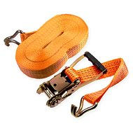 Univ EU Clamping belt and ratchet LC2500 daN 5t / 15m belt 50mm ORAN - Tie down straps
