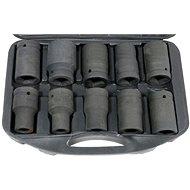 """GEKO Socket Set 1 """", 10 pieces, 17-41 mm"""