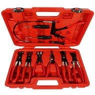 GEKO pliers hose clamp, set of 7 pieces