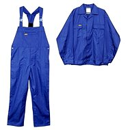 Vorel dungarees and a blouse TO-74220, size S