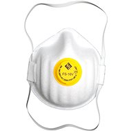 Yatom dustproof mask with a valve 3 pieces YT-7486