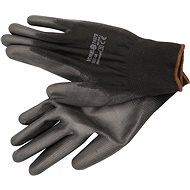 VOREL Gloves polyether / polyurethane black 9 ""