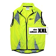 Compass reflective yellow vest XXL SOR