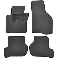 Velcar textile car for Skoda Octavia II (2010-2012)