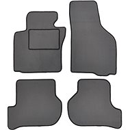 Velcar textile car for Skoda Octavia II (2010-2012) - Car Mats