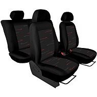 VELCAR car seats for the Škoda Fabia II Hatchback / Combi (2007-2012) model 68 - Car Seat Covers