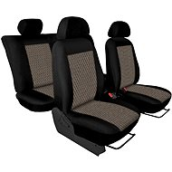 VELCAR autopotahy for Škoda Fabia II Hatchback / Combi (2007-2012) model 62 - Car Seat Covers