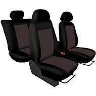 VELCAR autopoints for Škoda Rapid (2012 -) / Rapid Spaceback Pattern 65 - Car Seat Covers