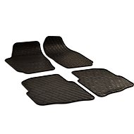 Rubber mats for Skoda Fabia I (2000-2007) - Car Mats