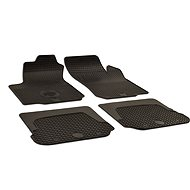 Rubber mats for Skoda OCTAVIA I (1997-2004) - Car Mats