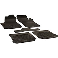Rubber mats for Skoda OCTAVIA I (1997-2004) - 5 pieces