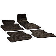 Rubber mats for Skoda Octavia II (2004-2008)