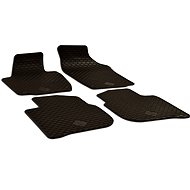 Rubber mats for Skoda RAPID (2012-)