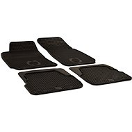 Rubber mats for Skoda Superb I (2002-2008)