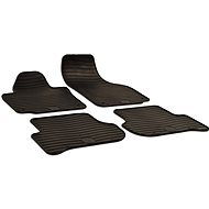 Rubber mats for the Škoda Yeti (2009-) - Car Mats