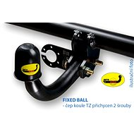 Autohak towbar for Skoda Rapid 10.2012-
