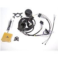 Elektrokabeláž, 7-pin Skoda Fabia 2 / Roomster + reversing sensors, OE735171