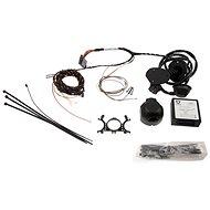 Elektrokabeláž, 7 pin, Skoda Fabia Kombi 3 HB +, + Rapid Rapid Spaceback, OE737338