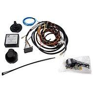 Elektrokabeláž, 7 pin, Skoda Rapid, OE737413,
