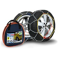 Compass Snow chains 9 mm 3.0 mm X50 NYLON BAG - Snow Chains