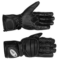 Moto gloves MAXTER leather vel. M