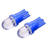 Compass Lamp T10 1LED 12V blue 2 pieces