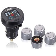 Compass system for monitoring tire pressure EXT