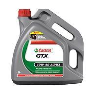 Castrol GTX 10W-40 A3 / B3 4 lt