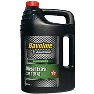Havoline Diesel Extra-10W-40 auf 5 Liter