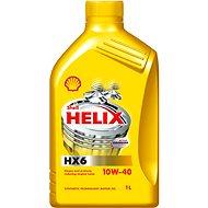 Shell Helix HX6 10W-40 - 1 liter