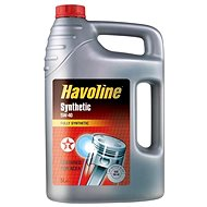 Havoline Synthetic 5W-40 to 5 liters