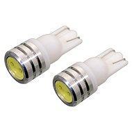 Compass 1SUPER LED Bulb White 12V T10 2pc