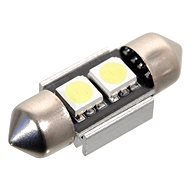 Compass 2 SMD LED Bulb 12V suf. SV8.5 with resistor CAN-BUS ready white