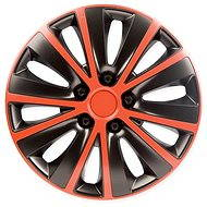 "RAPIDE RED BLACK 14"" 4ks - Poklice na kola"